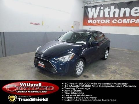 Certified Pre-Owned 2016 Scion iA 4dr Sdn Auto FRONT-WHEEL DRIVE 4 Door Sedan