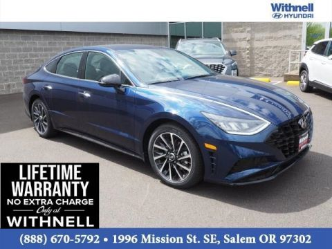 New 2020 Hyundai Sonata SEL Plus 1.6T FRONT-WHEEL DRIVE 4 Door Sedan