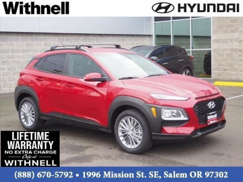 New 2020 Hyundai Kona SEL Auto AWD ALL WHEEL DRIVE Auto AWD