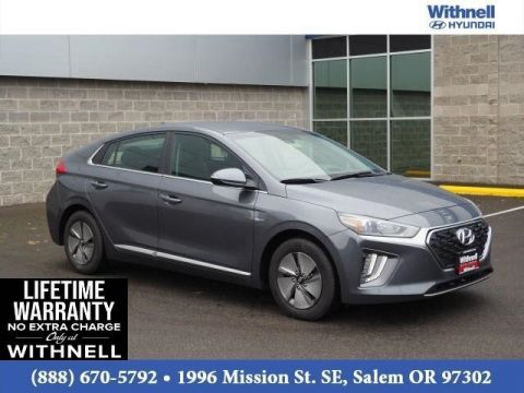 New 2020 Hyundai Ioniq Hybrid SE Hatchback FRONT-WHEEL DRIVE 4 Door Hatchback