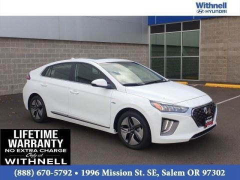 New 2020 Hyundai Ioniq Hybrid SEL Hatchback FRONT-WHEEL DRIVE 4 Door Hatchback
